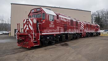 BL12CG CoGeneration Locomotives