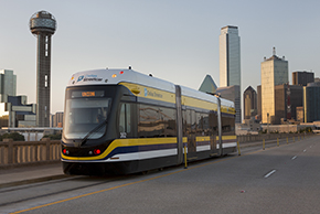 BROOKVILLE Liberty Modern Streetcar - Dallas